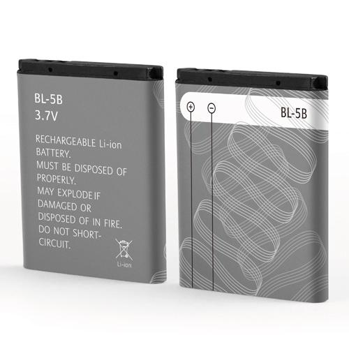 Backup batteri till larmpanel 2 st.