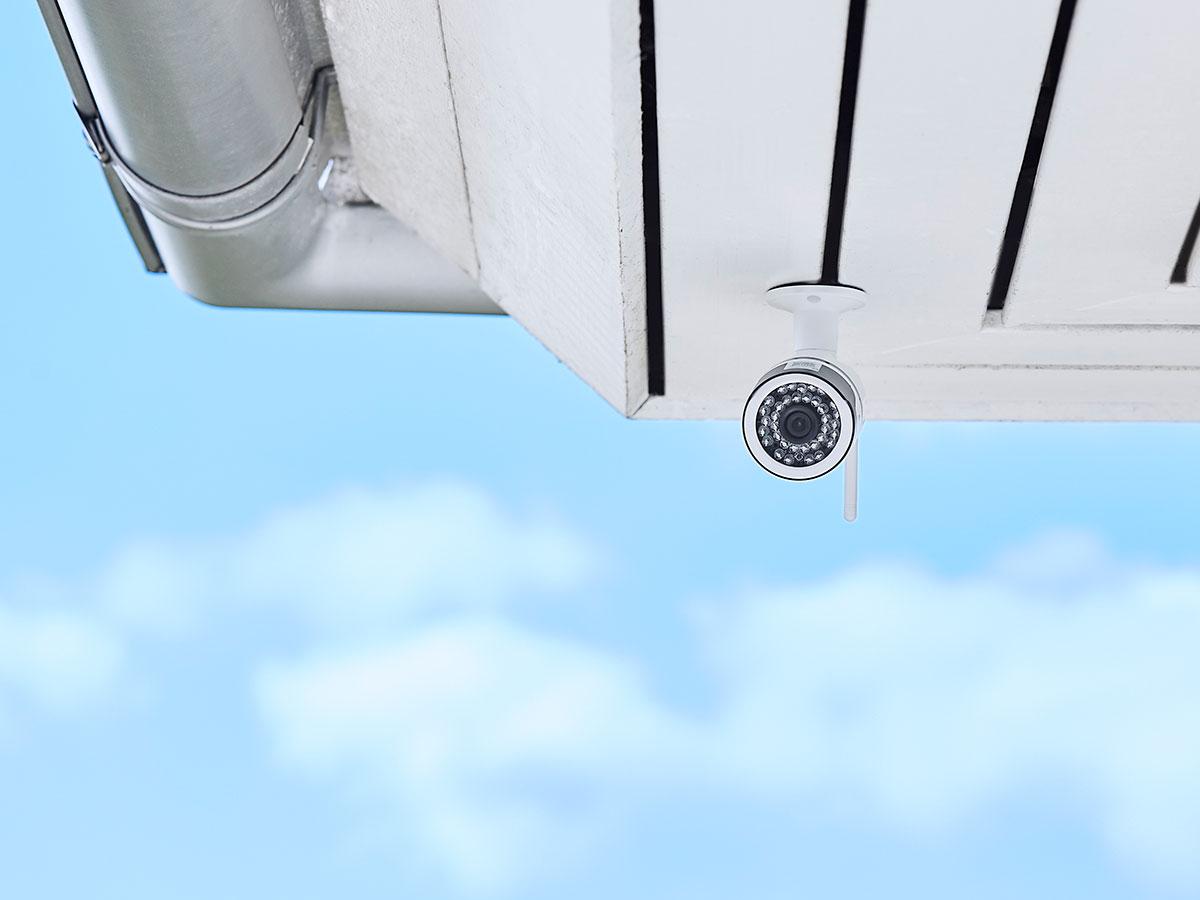Goda råd för köp av videoövervakning | SikkertHjem™ Scandinavia